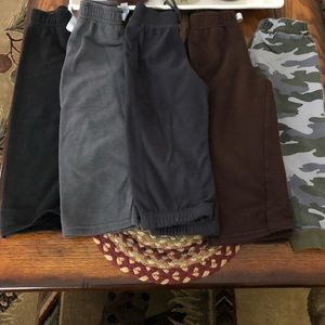 Bottoms - Lot of boys 3T sweat pants. 5 pair all together